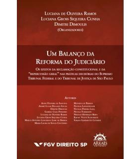 UM BALANÇO DA REFORMA DO JUDICIÁRIO