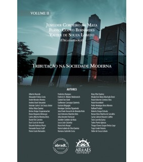 TRIBUTAÇÃO NA SOCIEDADE MODERNA - VOL. 2