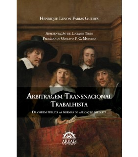 ARBITRAGEM TRANSNACIONAL TRABALHISTA
