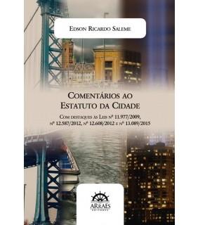 COMENTÁRIOS AO ESTATUTO DA CIDADE