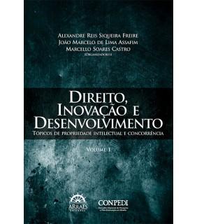 Direito, Inovação e Desenvolvimento Vol 1