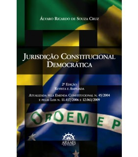 JURISDIÇÃO CONSTITUCIONAL DEMOCRÁTICA