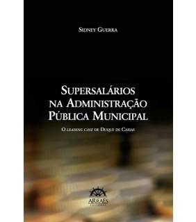 Supersalários na Administração pública municipal